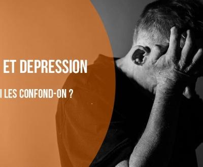 anxiété et dépression